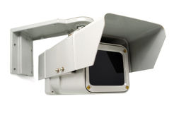 garantie d'appareil-photo Photos libres de droits