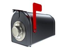Garantie de boîte aux lettres Photographie stock libre de droits
