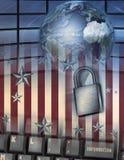 Garantie des Etats-Unis illustration libre de droits