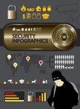Garantie infographic   illustration de vecteur