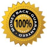 Garantierter Stern Lizenzfreies Stockfoto