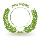 Garanzia organica Fotografia Stock Libera da Diritti