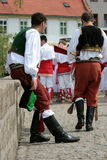 Garb-folklore 8. Garb-folklore people active still-life royalty free stock photos