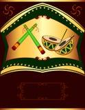Garba (Dandia) Is An Indian Dance. Garba (Dandia) Is An Indian Form Of Dance Royalty Free Stock Image
