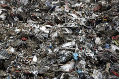 Garbage background Royalty Free Stock Photography