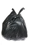 Garbage Bag Stock Photo