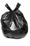 Garbage bag Royalty Free Stock Photo