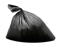 Garbage Bag. Stock Image