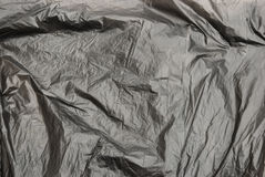 Garbage bag pattern Stock Photography
