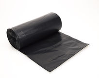 Garbage Bag Roll Royalty Free Stock Photography