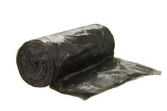 Garbage bag Stock Photos