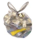 Garbage bag Royalty Free Stock Photo