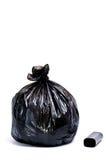 Garbage bags Stock Photos