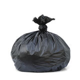 Garbage bags Royalty Free Stock Image