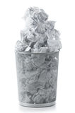 Garbage bin Royalty Free Stock Photography