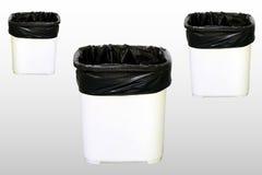 Garbage bin Royalty Free Stock Image