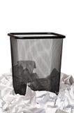 Garbage bin Royalty Free Stock Images