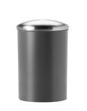 Garbage bin isolated Royalty Free Stock Image