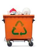 Garbage bin Stock Photography