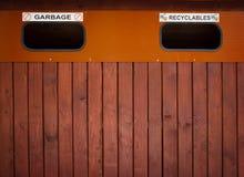 Garbage Bin Royalty Free Stock Photos
