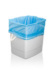 Garbage can Royalty Free Stock Photography