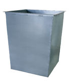 Garbage can Royalty Free Stock Photo