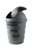 Garbage can Royalty Free Stock Photos
