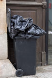Garbage can Stock Images