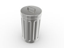 The garbage container Stock Photos