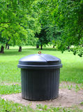 Garbage container Royalty Free Stock Photos