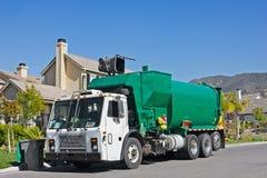 Garbage Day Pickup Royalty Free Stock Image