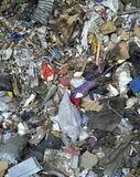 Garbage Dump. Full Frame of Garbage Dump Royalty Free Stock Photo