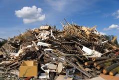 Garbage heap Stock Photos
