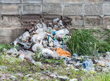 Garbage heap Stock Images