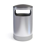 Garbage pail Stock Photography