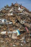 Garbage pile Stock Photos