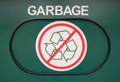 Garbage Receptacle Stock Photos