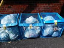 Garbage and trash Royalty Free Stock Image