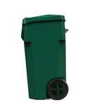 Garbage Trash Bin Royalty Free Stock Image