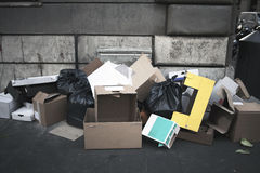 Garbage Royalty Free Stock Photography