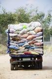 Garbage Truck royalty free stock photo