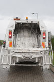 Garbage truck Royalty Free Stock Images