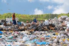 Garbages - descarga Imagem de Stock
