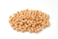 Garbanzo beans Royalty Free Stock Image