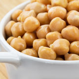 Garbanzo - Chickpeas Royalty Free Stock Photography