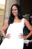 Garcelle Beauvais,The Muppets Stock Photo