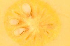 Garcinia atroviridis fruit. Royalty Free Stock Photo