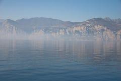 garda意大利湖 图库摄影