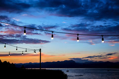 Garda, λίμνη του s Στοκ εικόνα με δικαίωμα ελεύθερης χρήσης