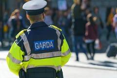 Free Garda - Irish Police Officers Royalty Free Stock Photo - 101020175